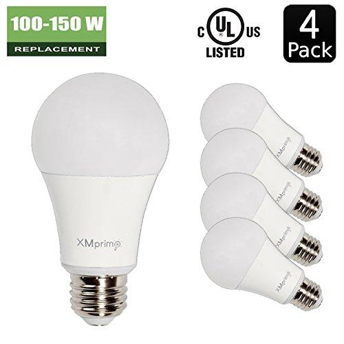 100 Watt A19 Led Light Bulb - 5