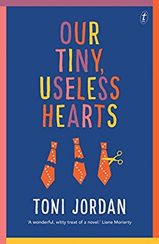 book cover of Our Tiny, Useless Hearts
