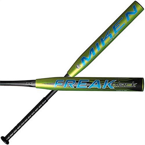 Miken-Freak-Black-14-Maxload-ASA-Two-Piece-Slowpitch-Softball-Bat