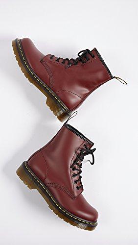 Botas Original Martens Rojo Mujer 1460 Patent Para Dr aSZWqUza