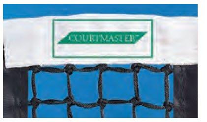 Har-Tru Tennis Court Accessories - Courtmaster Pro Tour Net by Har-Tru