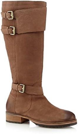 Mantaray Ladies Womens Leather Knee