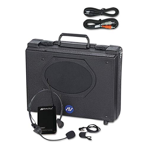 - APLSW222 - Description : Jensen Speaker - AmpliVox Wireless Audio Portable Buddy - Each