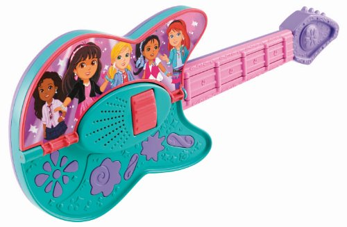 Its Dora - Fisher-Price Nickelodeon Dora & Friends, Play It Two Ways Guitar