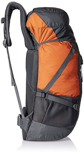 Wildcraft 45 Ltrs Grey and Orange Rucksack (8903338073864) 5