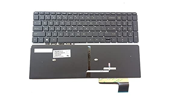wangpeng New US black backlit keyboard for HP ENVY m6-k000 m6-k010dx m6-k088ca Sleekbook