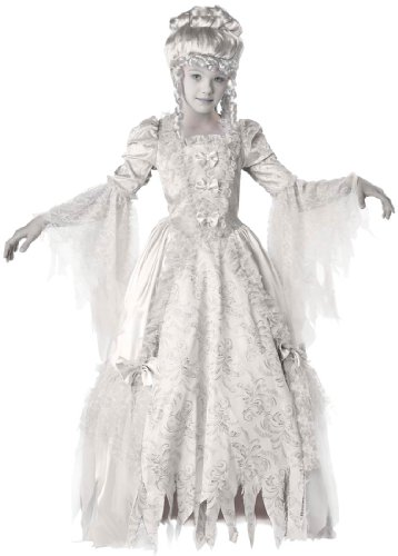 Corpse Countess Costume - Small (Marie Antoinette Halloween Costume)
