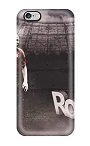 Fashion Protective Bayern Munchen Arjen Robben Case Cover For Iphone 6 Plus