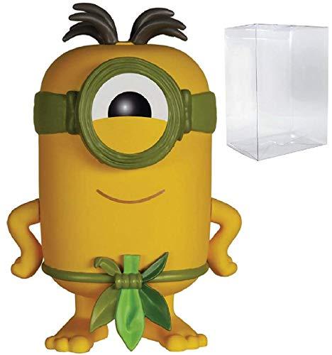 Despicable Me: Minions - Au Naturel Funko Pop! Vinyl Figure (Includes Compatible Pop Box Protector -