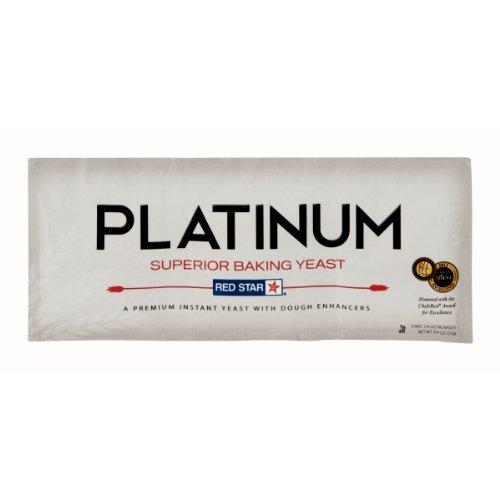Platinum Superior Baking Yeast - 3 CT (Pack of 12)