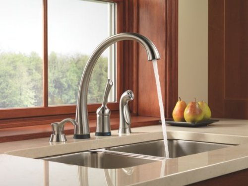Delta Faucet RP50781SS Gala, Soap/Lotion Dispenser Assembly, Stainless Finish by DELTA FAUCET (Image #34)