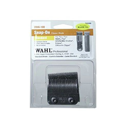 Price comparison product image Wahl Professional Snap-On Standard Clipper Blade - 2096-100 - Fits Wahl Professional Sterling Eclispe Clipper.