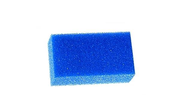 Esponja de limpieza-filtro azul disponible de porosidad grueso, medio o efecto, para filtro de signo del zodiaco Acuario Talla:grossa (10): Amazon.es: ...