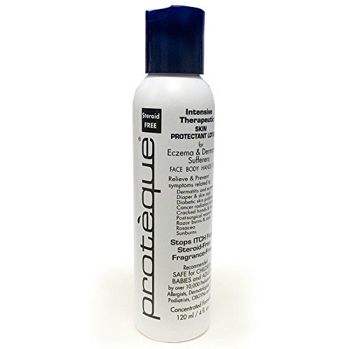 Proteque Intensive Therapeutic Skin Protection Lotion, 4 Ounce (Intensive Protection)