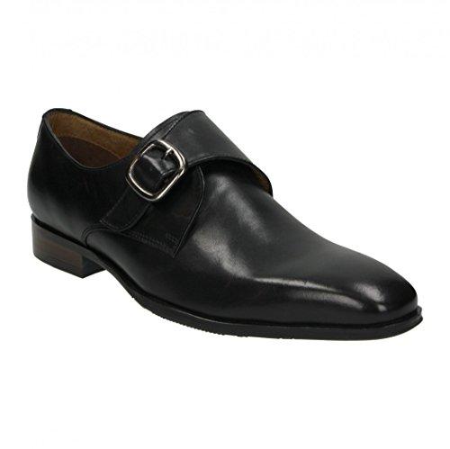 Hombre Café 41 de negro Footwear Negocios Moda Fitters Hasta Zapato 46 de Piel Zapato schuhgrã¶Ãÿen FqpXP5C