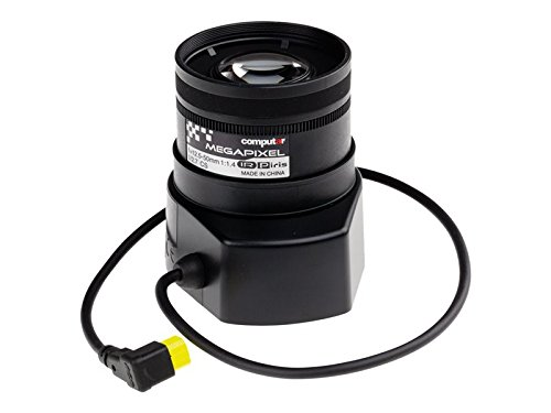 Cs Mount Varifocal Auto Iris - Axis Communications Computar - CCTV lens - vari-focal - auto iris - 1/3 inch - CS-mount - 12.5 mm - 50 mm - f/1.4 5800-801