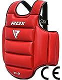RDX TKD Chest Guard Boxing Image