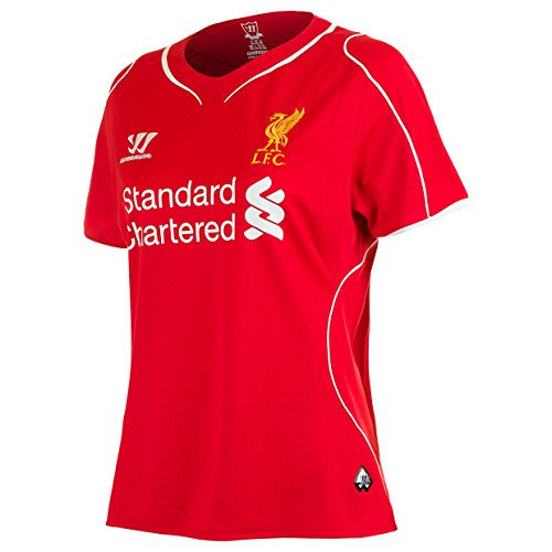 Liverpool Away 2014/15 Jersey - Warrior with Gerrard 8 - Size Small