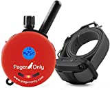 Educator Pager Only 1/2 mile 1 Dog System Remote Training Collar