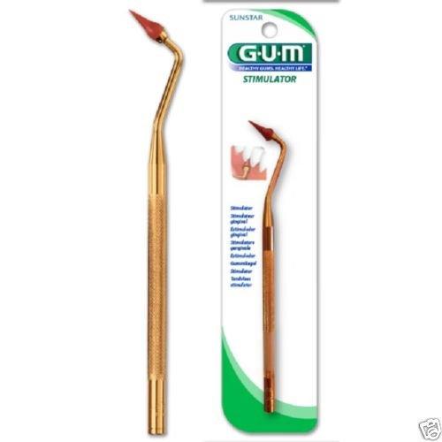 - Dental Gum Stimulator Sunstar Stimulator, Handle & Tip 12pcs