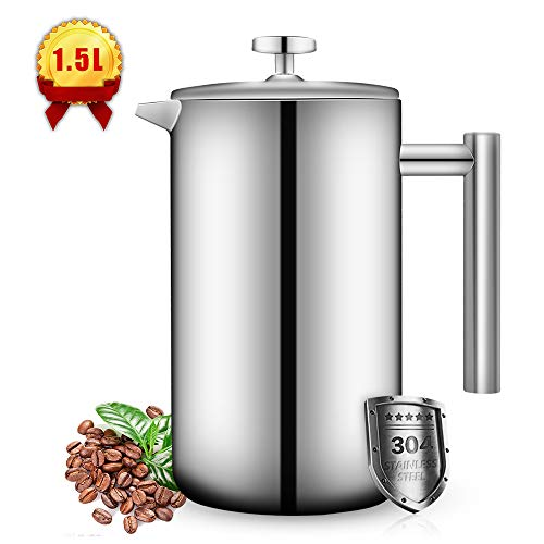 64 ounce french press - 5
