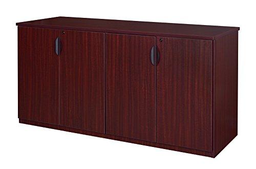 Regency Legacy 72-inch Storage Cabinet Buffet- Mahogany (Mahogany Cabinet Office)