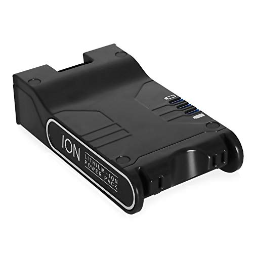 Amityke XBAT200 ION Power Pack Battery Compatible with Shark 25.2V 2450mAh Battery Lithium-ION Battery Pack for ION Rocket, IONFlex, and IONFlex 2X Cordless Vacuums