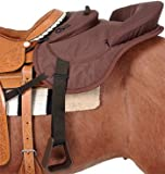 Product review for Tough 1 Tough-1 Ride - Behind Tandem Saddle for Western Saddle