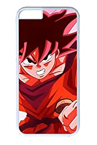 PC White Color Hard Case For iPhone 6 Plus New Version Case Suit iPhone6 Super Beautiful And Ultra thin case Easy To Operate Dragon Ball Z 118