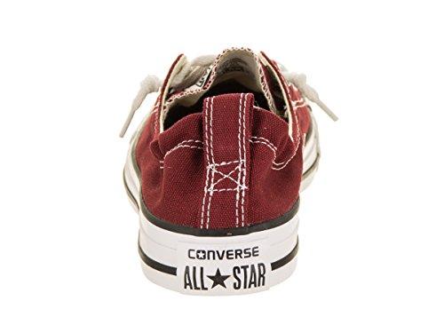 Converse Damen Shoreline Slip On Sneaker Schwarz / Gasse / Ziegel / Schwarz / Weiß