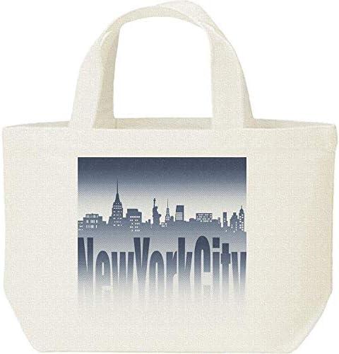 エムワイディエス(MYDS) New York City(ニューヨーク・シティ)/キャンバス S ランチバッグ