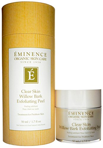 Eminence Clear Skin Willow Bark Exfoliating Peel 1.7 oz