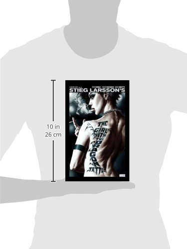 The Girl with the Dragon Tattoo Volume 1 HC MR Millennium trilogy ...