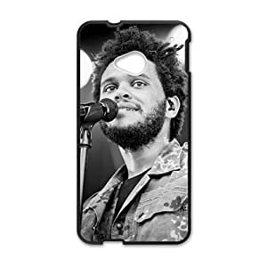Mature singing man Cell Phone Case for HTC One M7
