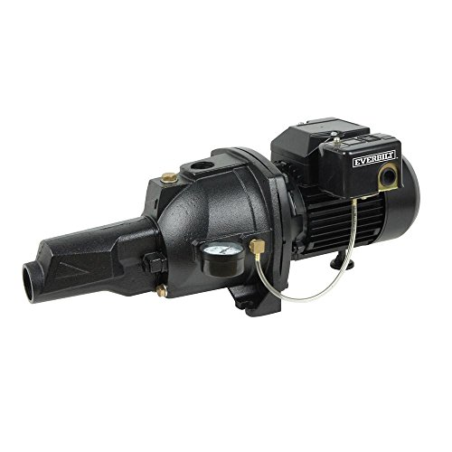 Everbilt 1 HP Convertible Jet Pump -  GP Enterprise, Co., LTD