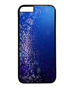 VUTTOO Iphone 6 Plus Case, Abstract Light Particles PC Hard Case for Apple Iphone 6 Plus 5.5 Inch Black