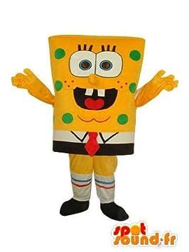 Mascota SpotSound Amazon esponja personaje personalizable bob ...