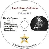 "DVD ""The Man Beneath"" (1919) Sessue Hayakawa, John Gilbert, Classic Silent Drama"