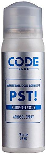 Code Blue PST! Whitetail Doe Estrous Aerosol Spray