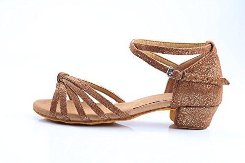 Chaussures Des Hauteur Pour Mou Danse Salon Fond Pour Danse 5 De De Latine De Enfants Enfants Chaussures 3 Danse Des Avec De De Chaussures Danse De Shangyi Cuivre Une Femmes Chaussures De Cm Chaussures q6pH6w