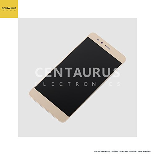 CENTAURUS Screen Replacement for Huawei P10 Lite, Assembly LCD Display Touch Screen Digitizer Part Compatible Huawei P10 Lite Washingto was-LX1 LX2 LX3 WAS-L03T - Lens Gold Lite