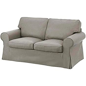 Attractive The Ektorp Loveseat Cover Replacement Is Custom Made For Ikea Ektorp  Loveseat Sofa Cover, Sofa Cover Only! (Light Gray)