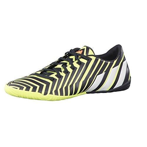 adidas Predator Absolado Instinct Indoor - Zapatillas de fútbol Hombre Noir - light flash yellow s15/ftwr white/dark grey