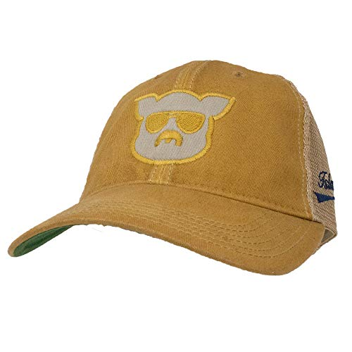 - Islanders Pig Face Trucker Hat, Yellow (Yellow/YLW), One Size