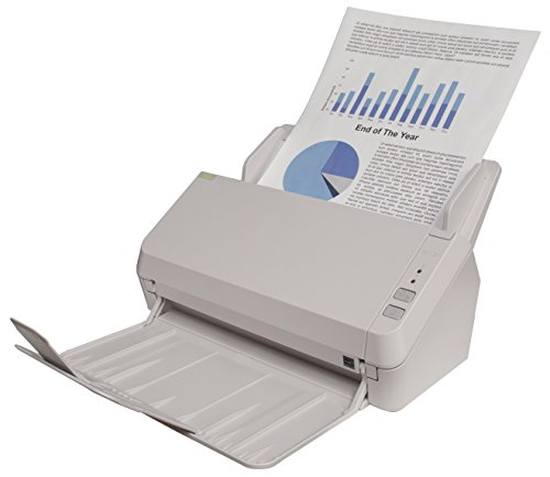 ScanZen CG01000-289201 Document Scanner Light gray