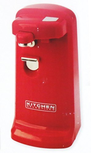 Kitchen Selectives Colors Red Electric Can Opener by Kitchen