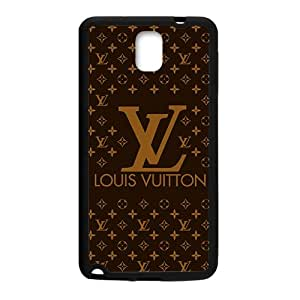 Hope-Store LV Louis Vuitton design fashion cell phone case for samsung galaxy note3