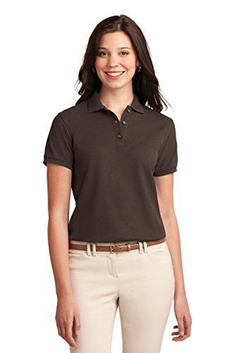 port-authority-womens-silk-touch-polo-l-coffee-bean