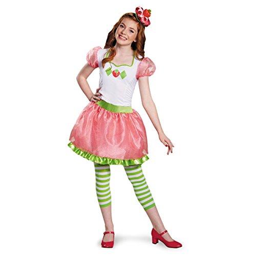 Disguise girls Strawberry Shortcake Costume