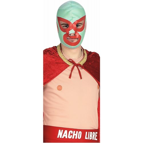 [Nacho Libre Mask] (Childrens Nacho Libre Costume)